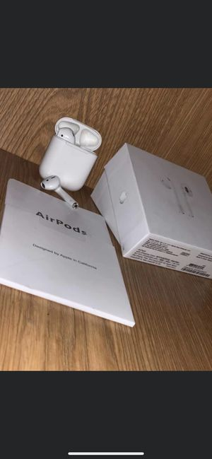 AIR PODS BY APPLE for Sale in Tingley, IA