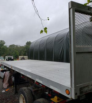 20ton aluminum flatbed body for sale for Sale in Hanover, MD