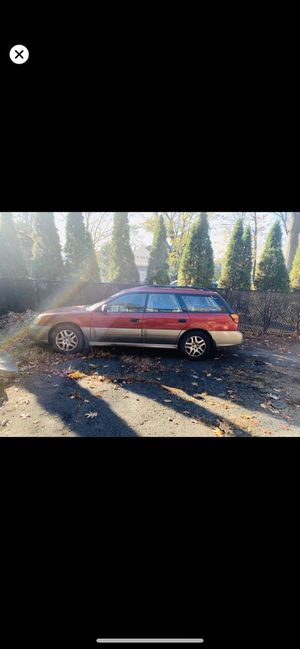 04 Subaru Outback 2.5 run and drive great needs nothing let me know for Sale in Waterbury, CT