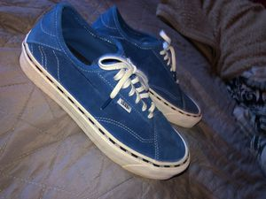 Blue vans for Sale in La Mirada, CA