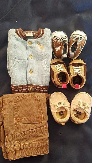 Newborn boy clothing lot for Sale in Everett, WA