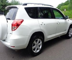 Wonderful 2008 Toyota RAV4 Extra-Clean 4WDWheels for Sale in Garland, TX