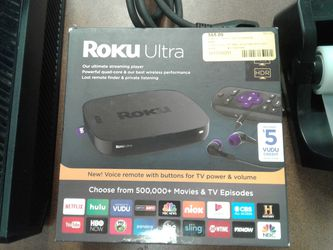 Roku Ultra 1215056991 for Sale in Fort Myers,  FL