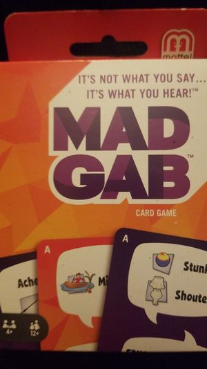 Kid card game NEW for Sale in Everett, WA