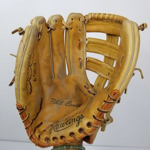 "Rawlings RSG9 Glove Softball Baseball Mitt LHT 12"" Left Hand Throw Phil Bradley. Leather. RARE!!$45 for Sale in Seattle, WA"