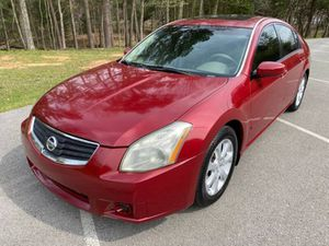 Like*NewO7NissanMaxima*low-miles for Sale in Addison, TX