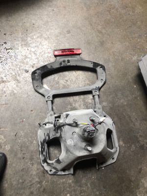 2018 Jeep wrangler spare wheel holder for Sale in San Bernardino, CA
