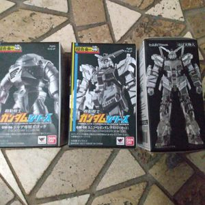 Brand New Gundam Diecast Figures And Box Unopened $12 Each for Sale in Orlando, FL