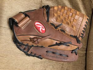Rawlings Leather Softball Glove 12.5 for Sale in Rockvale, TN