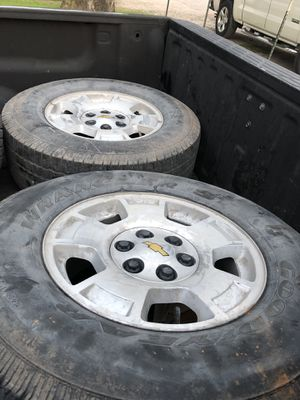 """17"""" Chevy rims for Sale in Houston, TX"""