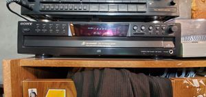 Sony 5-Disc CD Changer for Sale in Lake Elsinore, CA