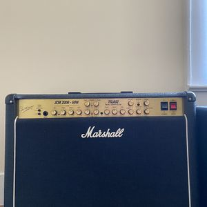 Marshall JCM2000 Made In England for Sale in Clearwater, FL