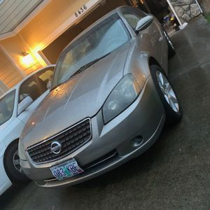 05 Nissan Altima 2.5 'S' for Sale in Portland, OR