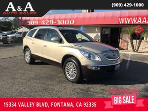 2008 Buick Enclave for Sale in Fontana, CA