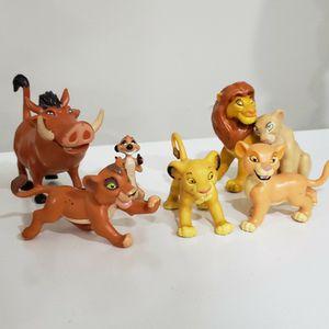Disney, Lion King, 7 Figurines Set, Simba for Sale in Pompano Beach, FL