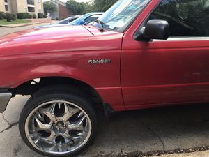 Ford Ranger 2001 Sold As is Just Sold the Rims bring tow Truck no more test drives for Sale in Dallas, TX