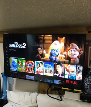LG 55 inch 4K Smart tv for Sale in Seattle, WA