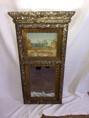 Antique mirror for Sale in Junction City, WI