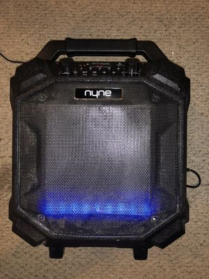 Nyne Performer Bluetooth speaker for Sale in Framingham, MA