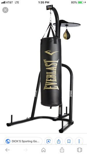Everlast Boxing Stand for Sale in Philadelphia, PA