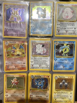 Pokemon Base Set for Sale in Orlando, FL