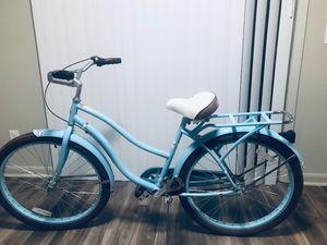 Blue Huffy Regatta Women's Cruiser Bike for Sale in Decatur, GA