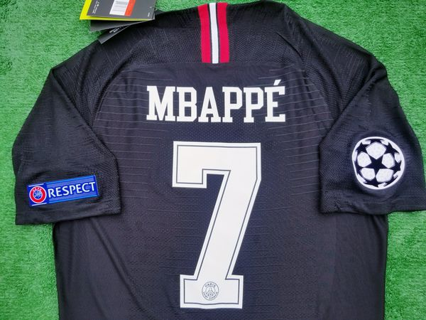 fd638383b 2018/19 PSG 3rd kit soccer jersey Mbappe for Sale in Raleigh, NC ...