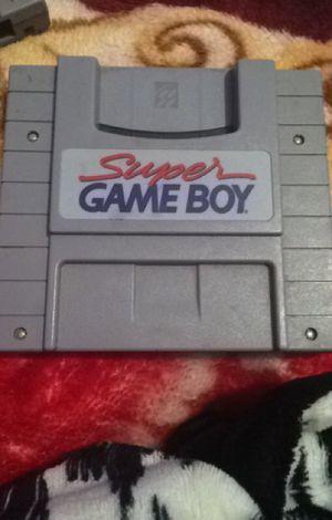 Super Game Boy for Sale in Nashville, TN