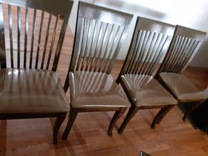 Chairs 🪑🪑🪑🪑 for Sale in Bakersfield, CA