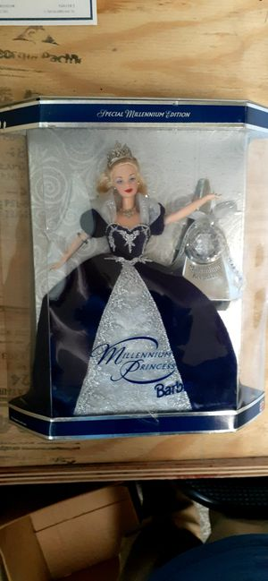 Millennium Edition Barbie for Sale in Houston, TX