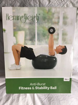 Brand new exercise ball for Sale in Cambridge, MA