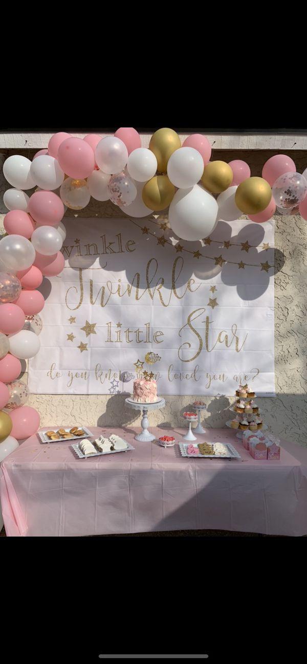 Twinkle Twinkle little start banner