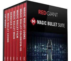 Red Giant Magic Bullet Suite for Sale in San Francisco, CA