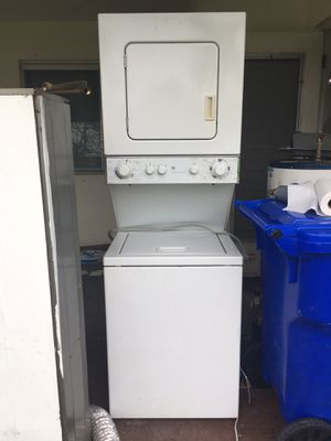 GE Spacemaker washer/dryer for Sale in Fort Lauderdale, FL