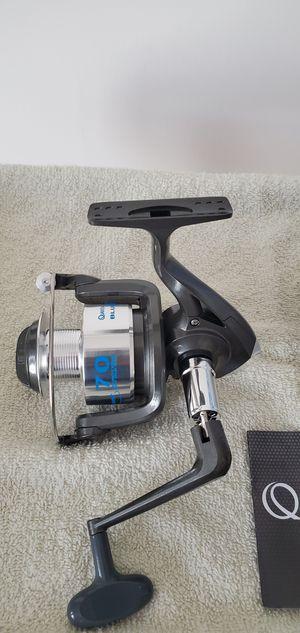 Quantum Blue Runner BLR70F Reel for Sale in Highland, CA