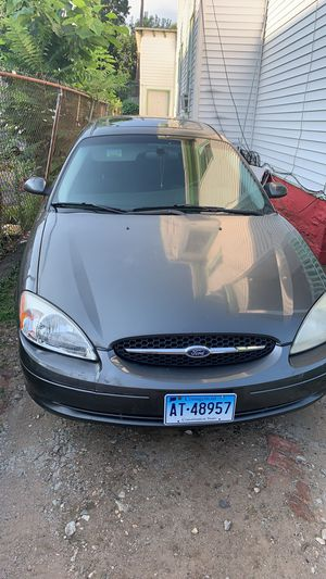 2003 Ford Taurus ses for Sale in Bridgeport, CT