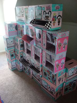 Lol dolls empty boxes. Make offer on any or all for Sale in Pittsburgh, PA