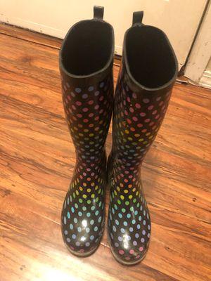 Women's 6 Rain Boots for Sale in Lake Stevens, WA