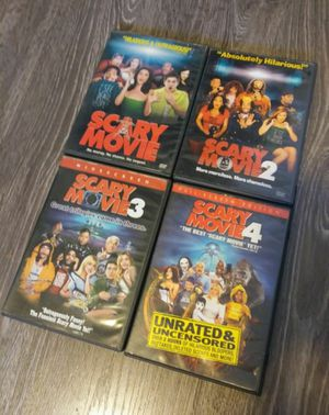 Scary Movie 1-4 for Sale in Tempe, AZ