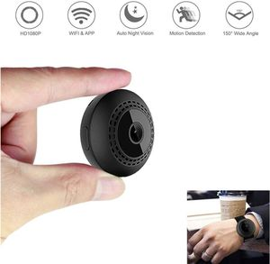 AOBOCO Mini Camera 1080P Home Security Motion Detection Night Vision for Sale in Los Angeles, CA