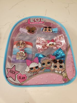 LOL Surprise Backpack with Hair Accessories for Sale in PT PLEAS BCH, NJ