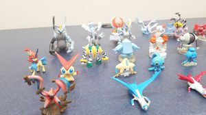 40 Pokemon Legendary Figures Official for Sale in Philadelphia, PA