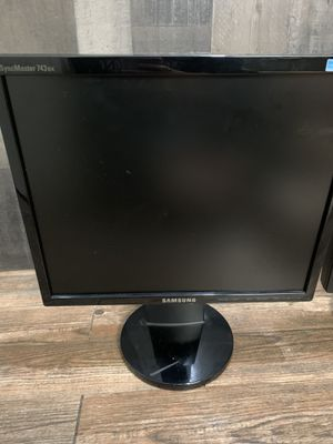 Samsung SyncMaster 743bx for Sale in Harrisburg, PA