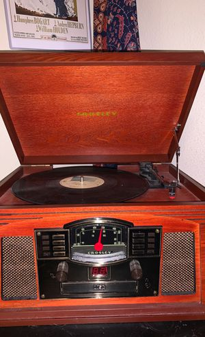 Record player for Sale in Gig Harbor, WA