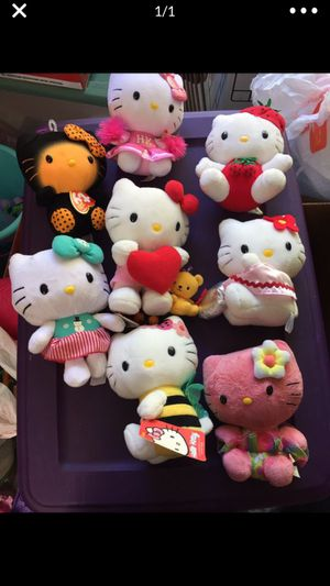 All right Hello Kitty for Sale in Fort Worth, TX