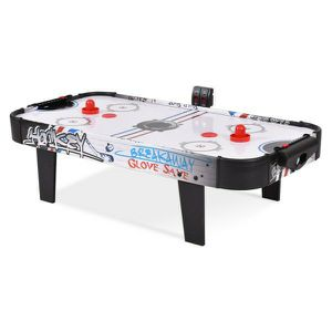 "42"" Air Powered Hockey Table Top Scoring 2 Pushers for Sale in Chula Vista, CA"