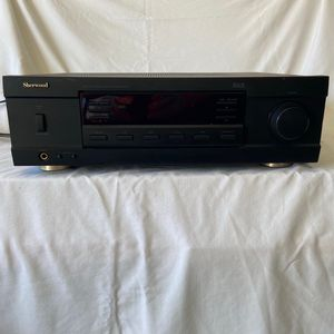 SHERWOOD Stereo Receiver With A+B Speakers for Sale in Dallas, TX