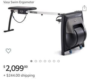 Vasa Swim Ergometer!! for Sale in Scottsdale, AZ