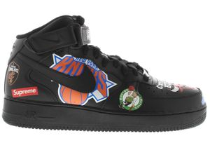 Air force 1 Mid Supreme NBA for Sale in Gaithersburg, MD