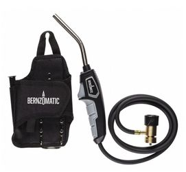 Benzomatic Hose Torch Kit, Propane/MAPP, 5 Ft Hose for Sale in Cupertino,  CA